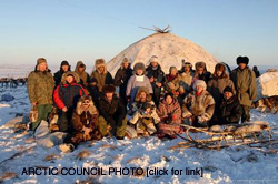 Chukchi community (Arctic Council photo)