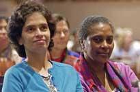 delegates at UN Forum